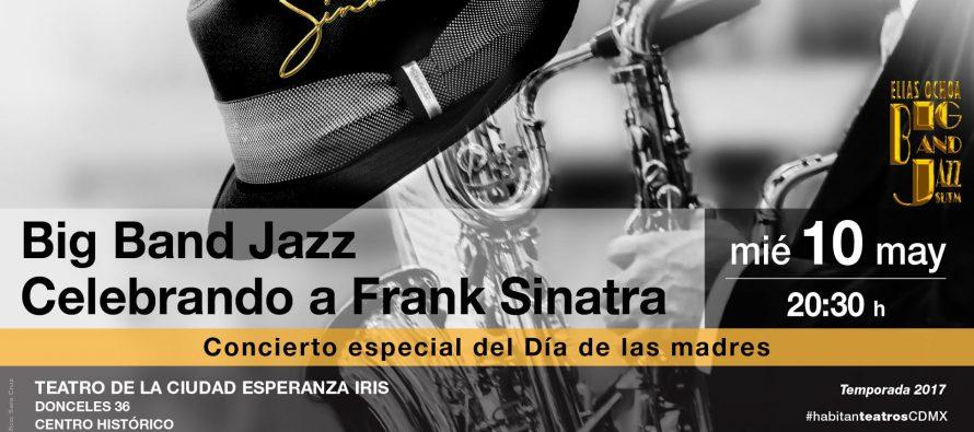 Con música de Frank Sinatra se celebra el Día de las Madres