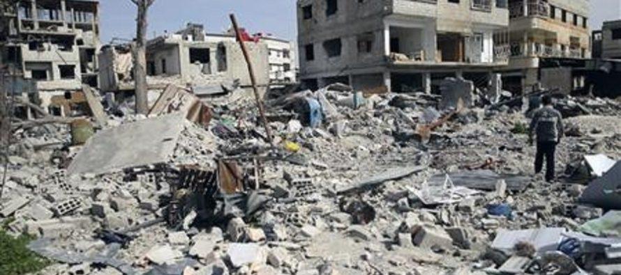 Ministerio de Defensa ruso reporta 11 violaciones en zona de distensión siria