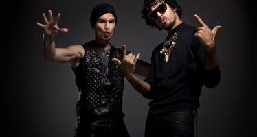 El dueto argentino Illya Kuryaki & The Valderramas regresa a México