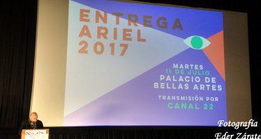 Presentación de Nominados para la 59 Entrega del Ariel 2017