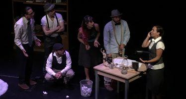 "Obra de Teatro ""Fin"""