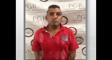 PGR detiene a Jesús Richard N., buscado por la Interpol y el FBI