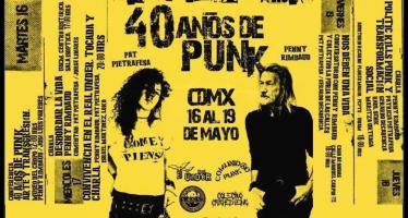 Penny Rimbaud de la banda Crass celebrará en México 40 años de nacimiento del punk en el mundo