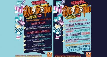 "Celebra ""Casa del Humor"" su Primer Aniversario con el Festival Risoscopio 2017"