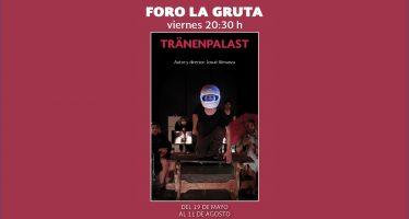 Tränenpalast, escenas que trazan un trágico cuadro de inmundicias