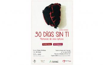 Obra de Teatro: 30 Días Sin Ti