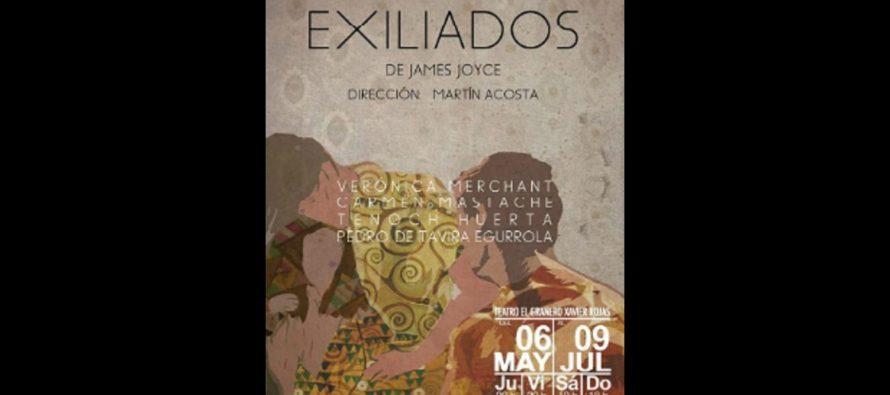 Obra de Teatro: Exiliados