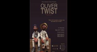 "Obra de Teatro ""Oliver Twist"""