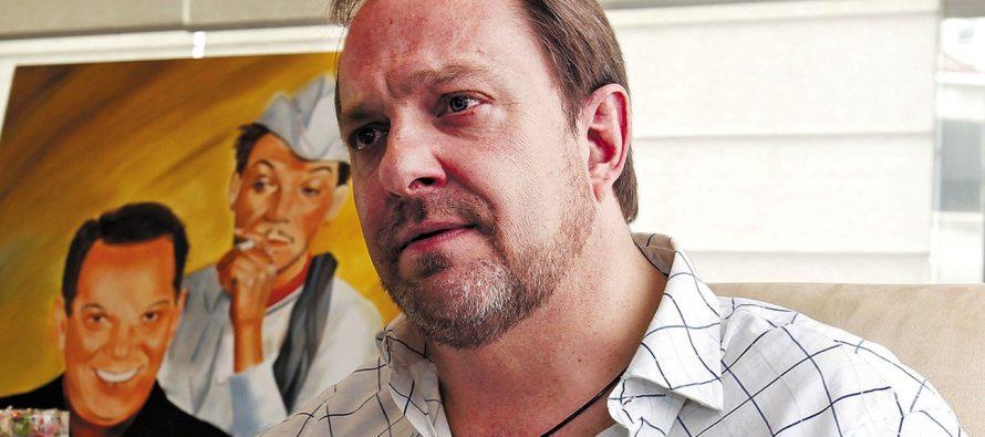 Falleció el hijo de 'Cantinflas', Mario Moreno Ivanova