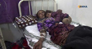 Atentado en campo de refugiados al noreste de Siria deja al menos 32 muertos