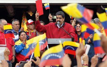 Convocatoria a Asamblea Constituyente empeorará las cosas en Venezuela: EU