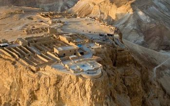 Masada no volverá a caer