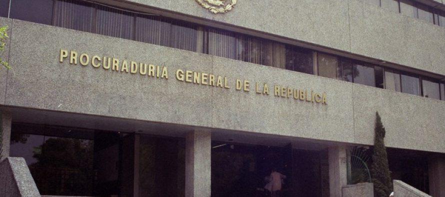PGR publica recompensas para localización de 35 personas