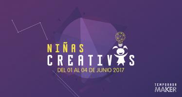 Niñas Creativas en el Papalote Museo del Niño