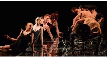 Tania Pérez-?Salas presenta su obra dancística Macho Man XXI en el Foro Castalia, el teatro del Seminario de Cultura Mexicana