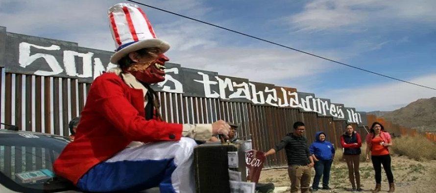 """Prohíben que concierto """"¡Derriben este muro!"""" se haga del lado de los EU"""