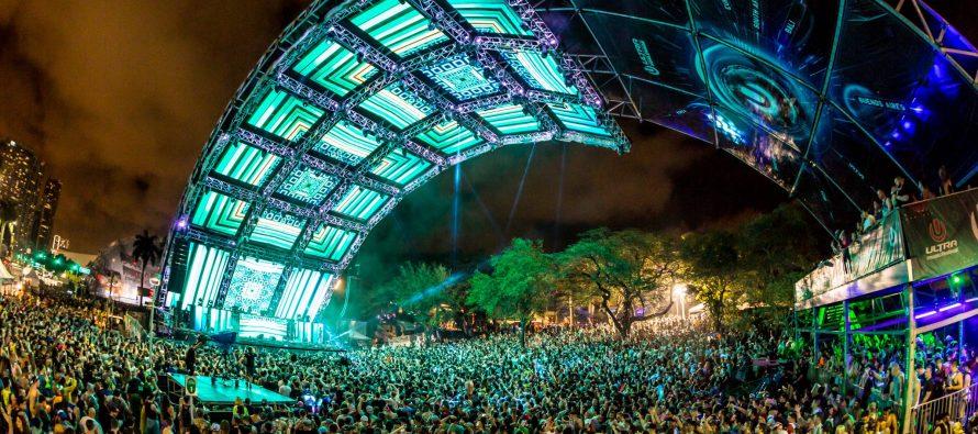 Ultra music festival llega a México por primera vez