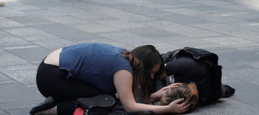 Es identificado el conductor y autor del atropello múltiple en Times Square