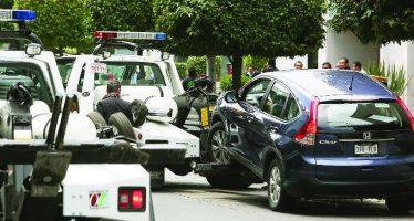 Llevan más de 200 autos al corralón por infracciones durante contingencia ambiental
