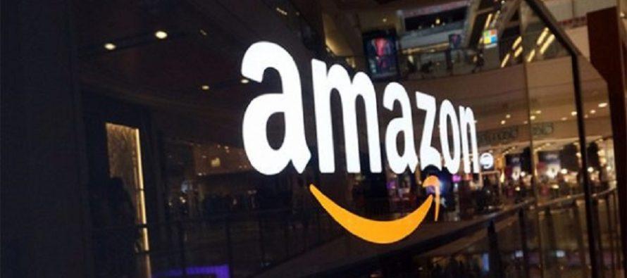 Amazon rompe su récord: acciones alcanzan los 1,000 dólares