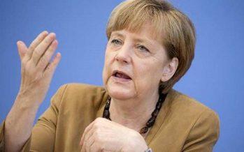 Merkel llama a la UE a tomar las riendas de su destino ante aislacionismo de Trump