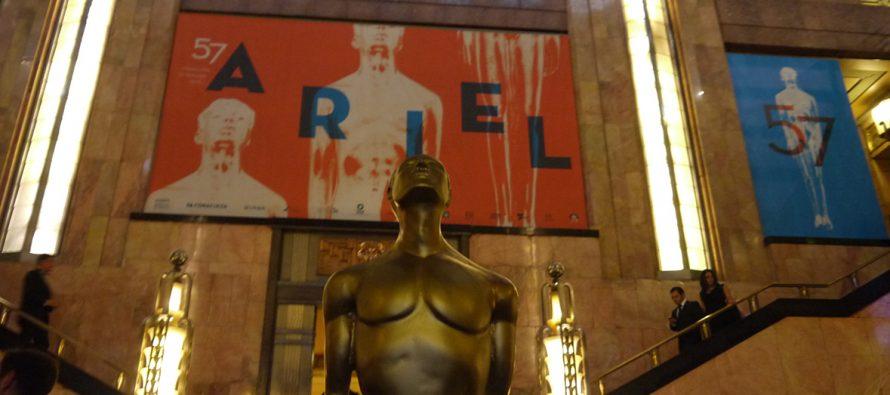 Dan a conocer a los nominados para el Ariel en 2017