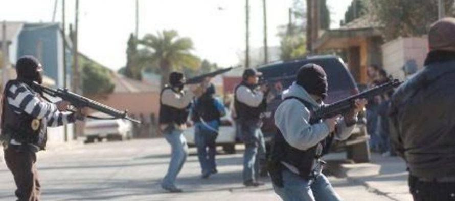 Se eleva a 31 el número de muertos por la violencia en Reynosa, Tamaulipas