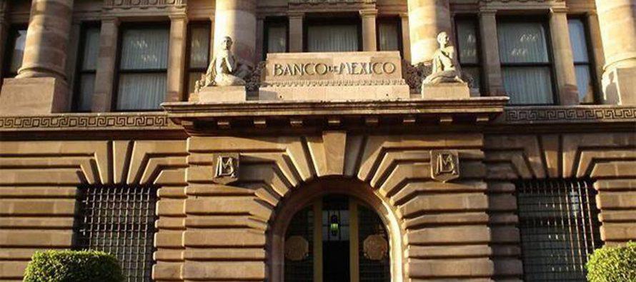 Banco de México aumenta Tasa de Interés Interbancaria a 6.75%