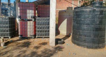Desmantelan bodega que almacenaba hidrocarburo robado en Jalisco