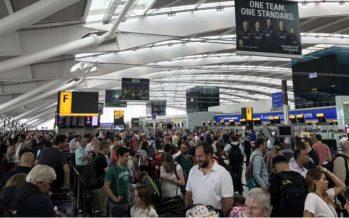 Se cae el sistema y British Airways cancela todos sus vuelos