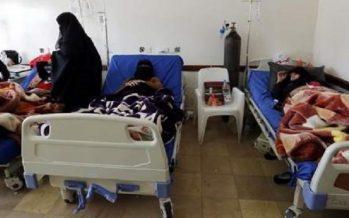 Epidemia de cólera causa 471 muertes en Yemen; hay más de 50 mil infectados