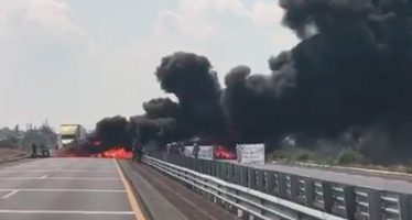 Llegan a 10 los muertos por enfrentamiento en Palmarito, Puebla; cuatro son del Ejército