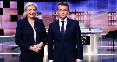 Macron gana de forma contundente a Le Pen en debate previo a elecciones francesas