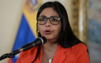 Canciller venezolana critica a Videgaray y a gobierno de México