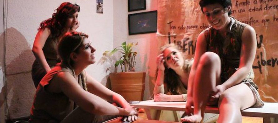 Movimiento Íntimo: el arte hasta la puerta de tu casa