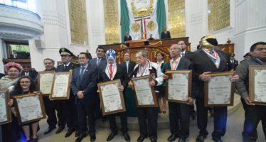 Atlantis, Tinieblas y otros deportistas fueron reconocidos por la ALDF