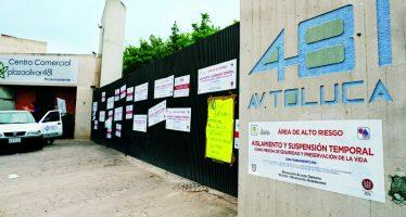 Retiran carnet de registro a director de obra derrumbada en Olivar de los Padres