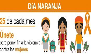 CDMX reconoce contribución de las mujeres indígenas, en el Día Naranja de la ONU