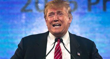 Ningún político ha sido tratado peor que yo en la historia de EU, dice Trump