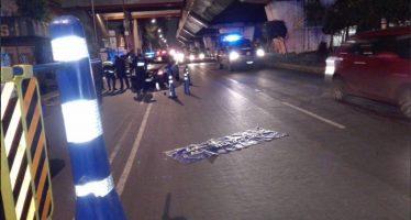 Conductor embiste a dos mujeres policías al burlar punto de alcoholímetro
