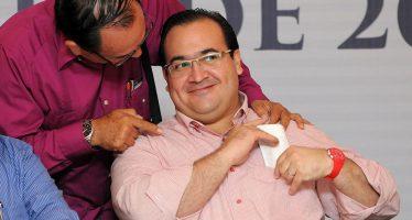 Negocios ilícitos de Javier Duarte iniciaron con dinero del erario de Campeche