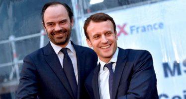 Presidente Macron nombra a diputado de derecha como primer ministro
