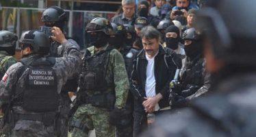 Ejército y PGR detienen a 'El Licenciado' en la CDMX, considerado sucesor del 'Chapo'