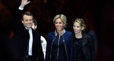 """Triunfo contundente de Macron en Francia; convoca a defender el """"espíritu de la Ilustración"""""""