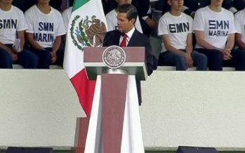 EPN condena cobardes agresiones contra el Ejército por parte de huachicoleros