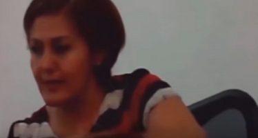Tercer nuevo video: Eva Cadena, de Morena, recibe un millón de pesos