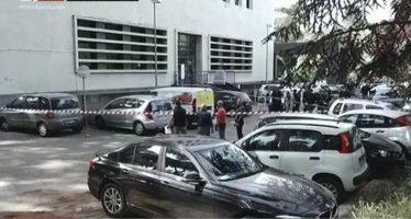 Investigan explosión de bomba casera frente a oficina de correos en Roma