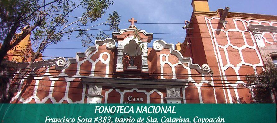 """Fonoteca Nacional iniciará sus charlas """"La música contada por los músicos""""; inicia Horacio Franco"""