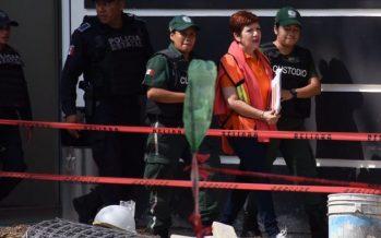 Vinculan a proceso a jefa de Comunicación de ex gobernador Javier Duarte