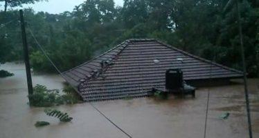 Inundaciones en Sri Lanka causan más de 90 muertos; 20 mil personas afectadas